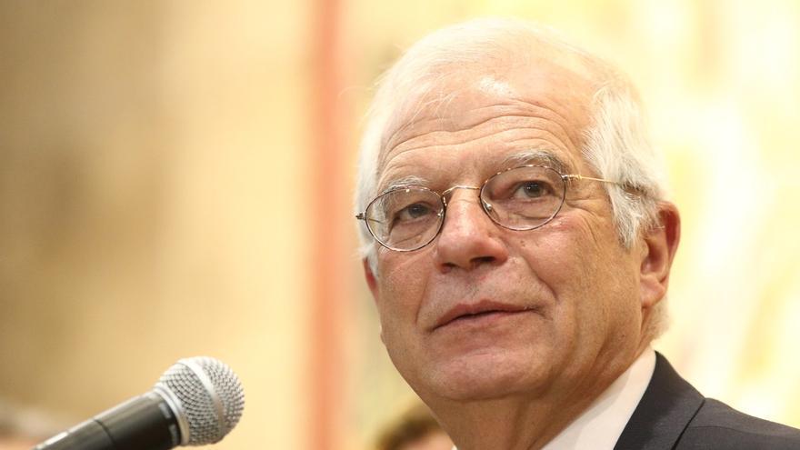 """Borrell admite que los recortes en cooperación no se podrán revertir """"de la noche a la mañana"""""""