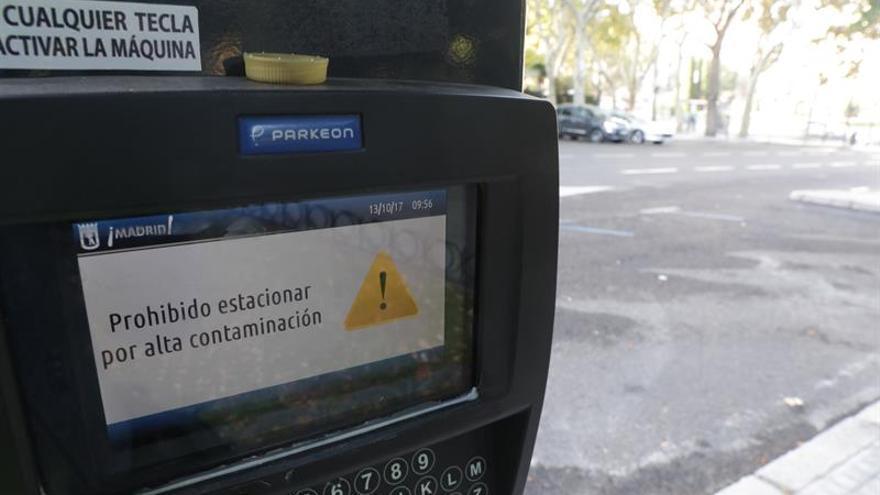España suspende en acción climática en un examen a los países más emisores