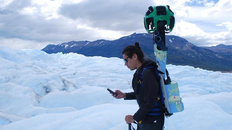 Google Street View ya muestra las maravillas paisajísticas de Argentina