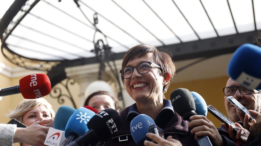 """La nueva directora de la Guardia Civil: """"Es un tremendo honor representar a una institución con un enorme prestigio"""""""