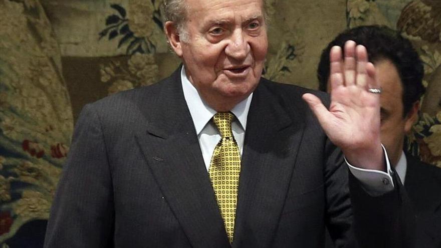 Juan Carlos I en una imagen de archivo