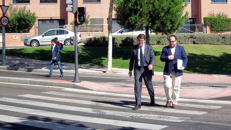 """Mañueco actuará """"con firmeza y proporcionalidad"""" en su nueva etapa al frente del Comité de Derechos y Garantías del PP"""