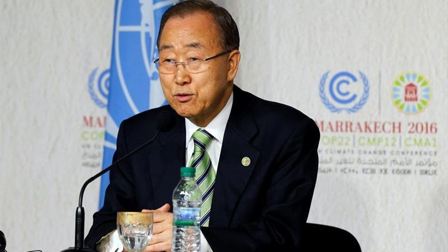 La ONU felicita a Haití por unos comicios pacíficos y pide esperar los resultados