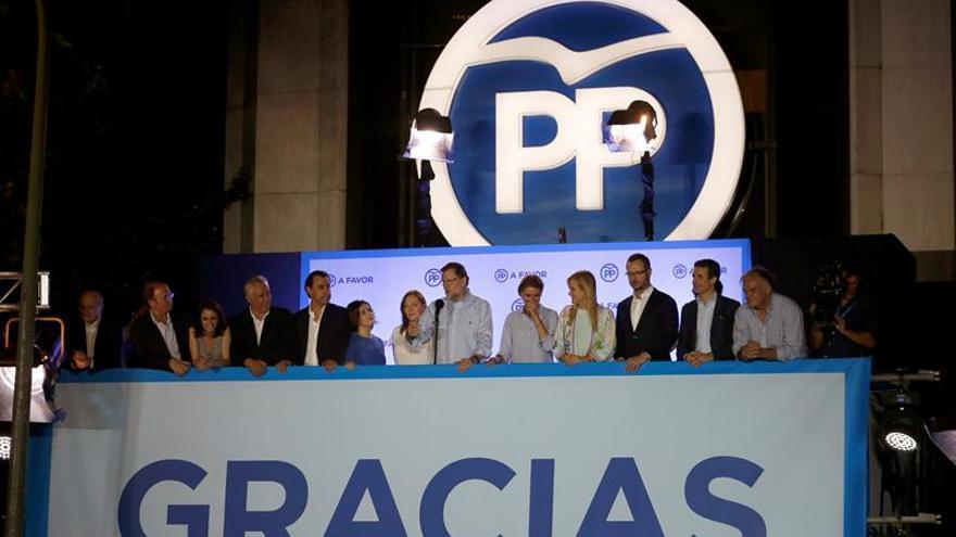 El PP volvería a ganar si se volviese a celebrar nuevas elecciones