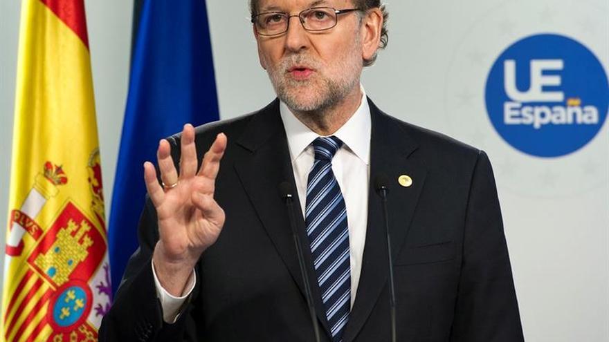 Rajoy y Trump se verán por primera vez el 25 de mayo en Bruselas