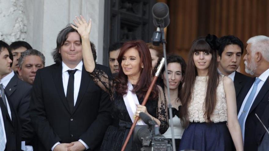 La Fiscalía pide embargar preventivamente los bienes de los hijos de Cristina Fernández