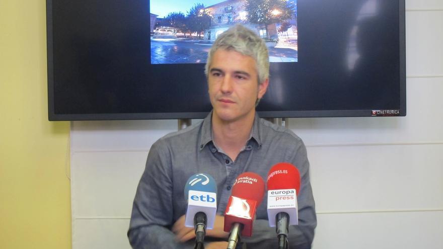 """Uribe recuerda que cualquier paso que lleve a una posible segregación de Usansolo """"debe pasar"""" por el Ayuntamiento"""