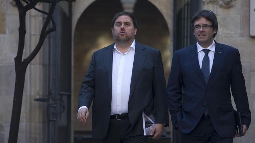 Oriol Junqueras asistirá mañana al Consejo de Política Fiscal y Financiera