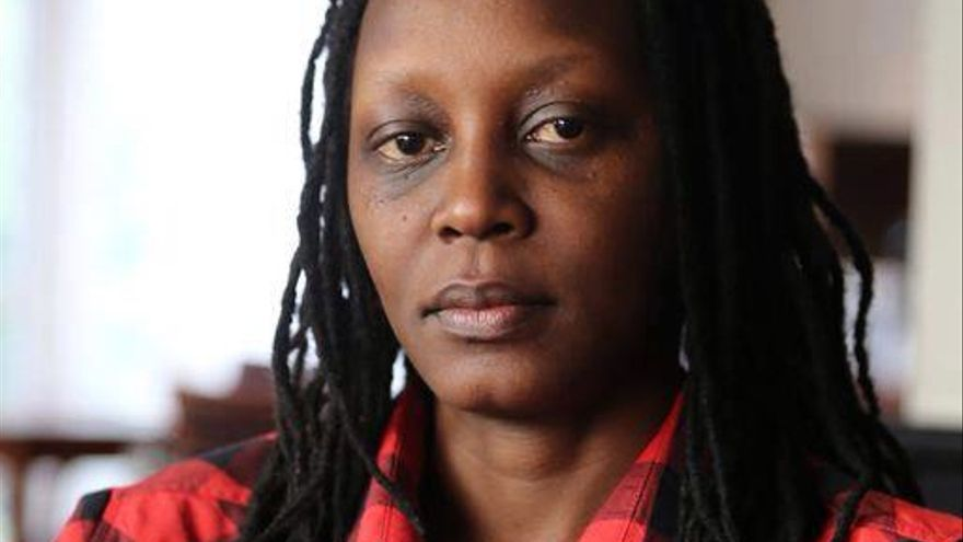 Foto de Kasha Nabagesera Una revista contra la homofobia en Uganda