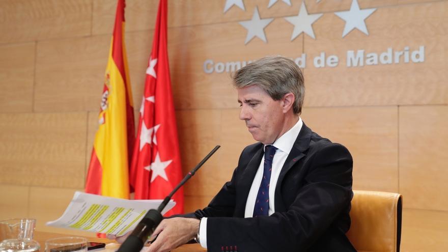 Garrido afirma que si se acredita la financiación ilegal del PP de Madrid los expresidentes quedarían incapacitados