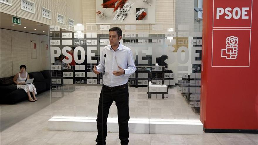 El PSOE insta a Rajoy a pedir perdón y a explicarse por el caso Bárcenas