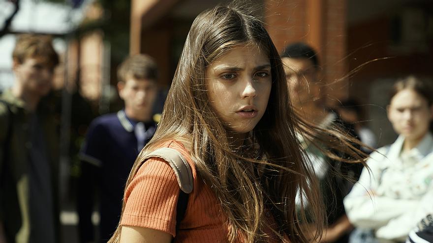 Lena, en el final de la primera temporada de 'HIT'