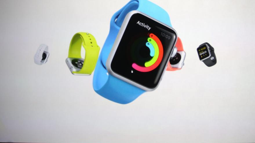 Y, por fin, llegó el reloj de Apple