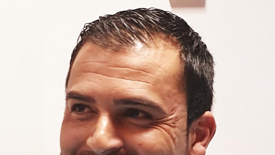 Omar Fumero Méndez, candidato del PP a la Alcaldíade Mazo.