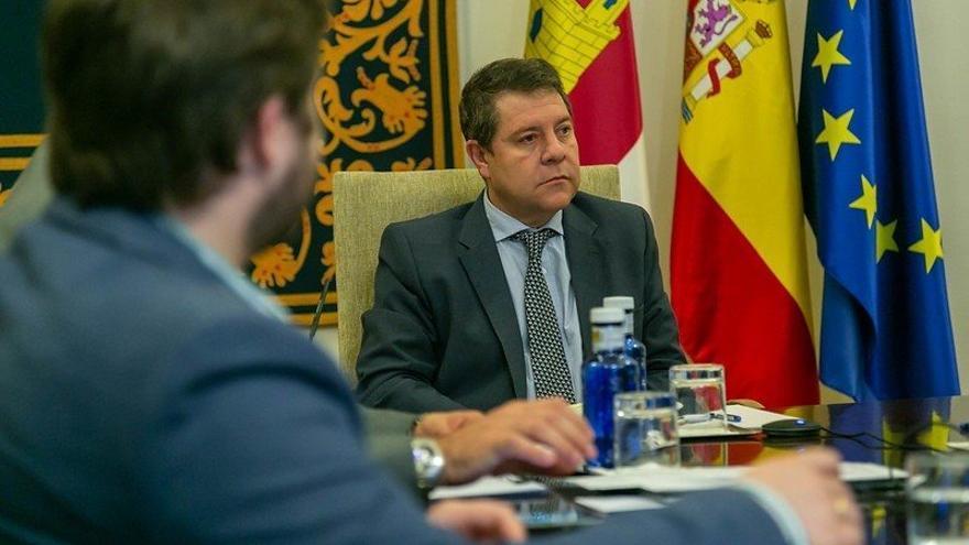 Emiliano García-Page FOTO: D.ESTEBAN GONZALEZ/ JCCM