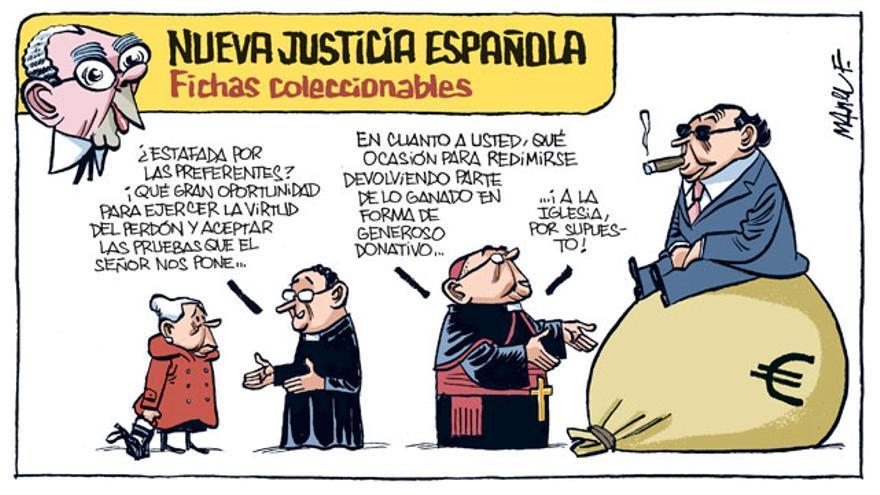 Nueva justicia