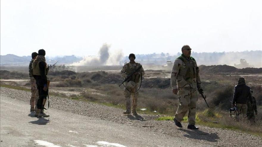 El grupo Estado Islámico quema vivas a 43 personas en el oeste de Irak