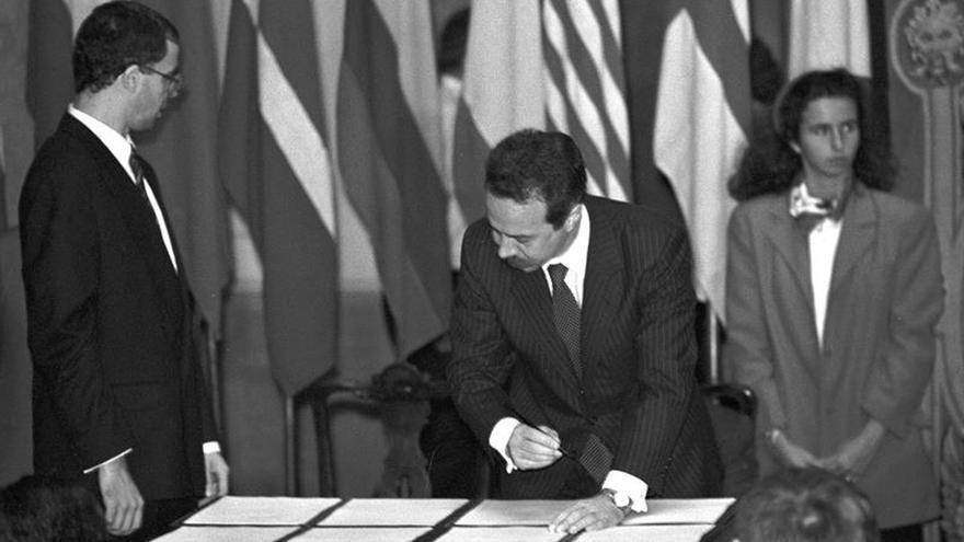 Firmantes Protocolo de Madrid destacan 25 años de protección de la Antártida