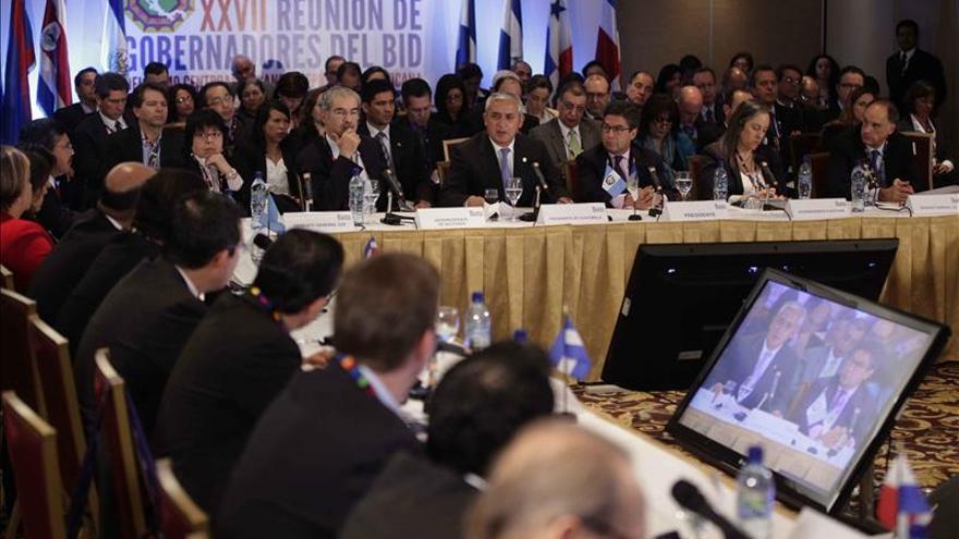 Presidentes centroamericanos lanzarán en el BID un plan de prosperidad regional