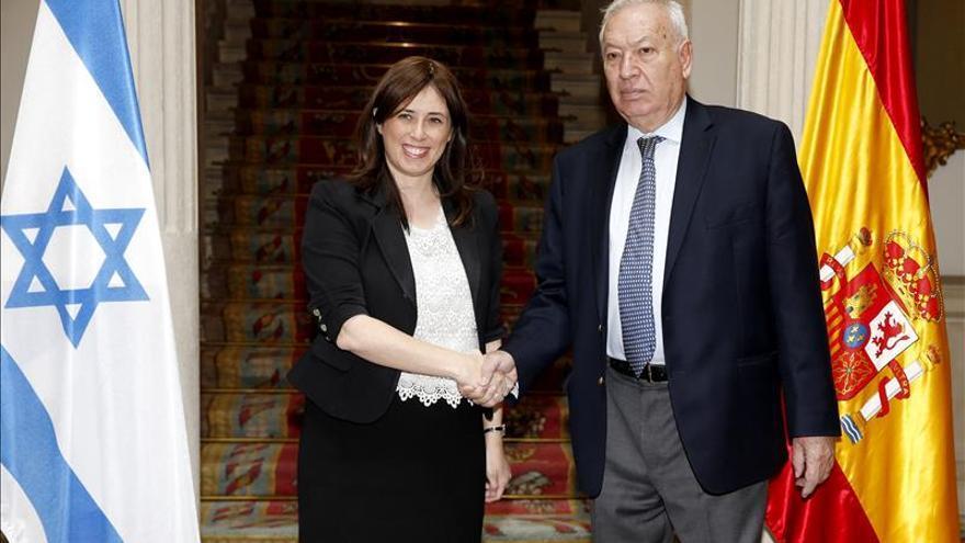 La viceministra israelí de Exteriores ve un gran potencial de relación con España