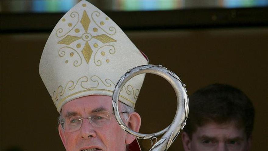El Papa nombra un coadjutor para el cardenal Brady, acusado de ocultar abusos