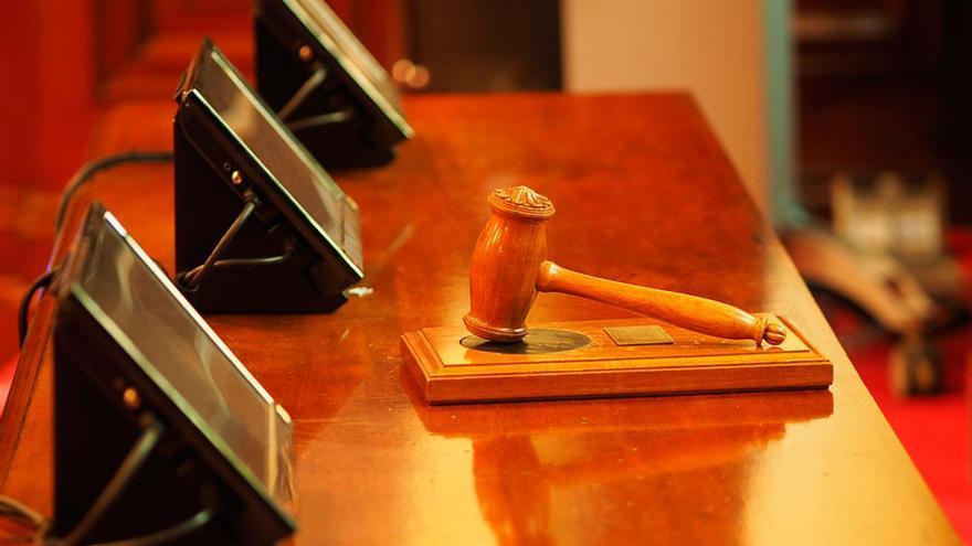 Imagen de un juicio | PIXABAY