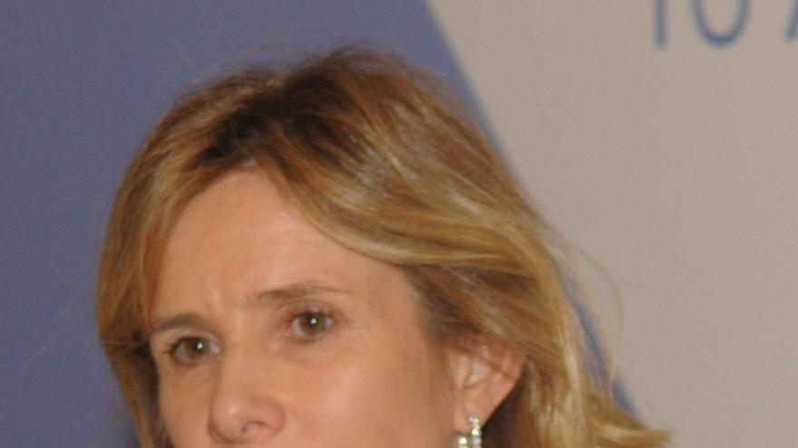 La exministra de Ciencia e Innovación Cristina Garmendia.