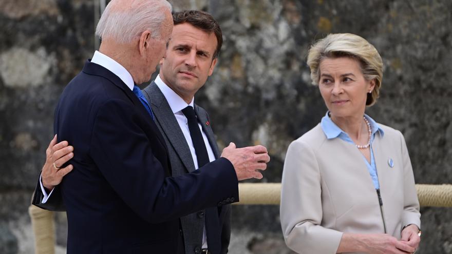 Bruselas se prepara para recibir este domingo a Biden
