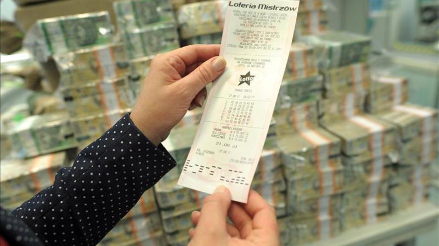 Un español se convierte en la imagen de la lotería polaca