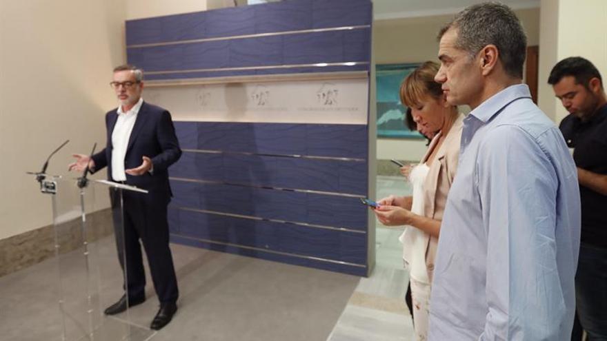 Cs: Si el PP se hubiera regenerado no se habría visto a Rajoy declarando