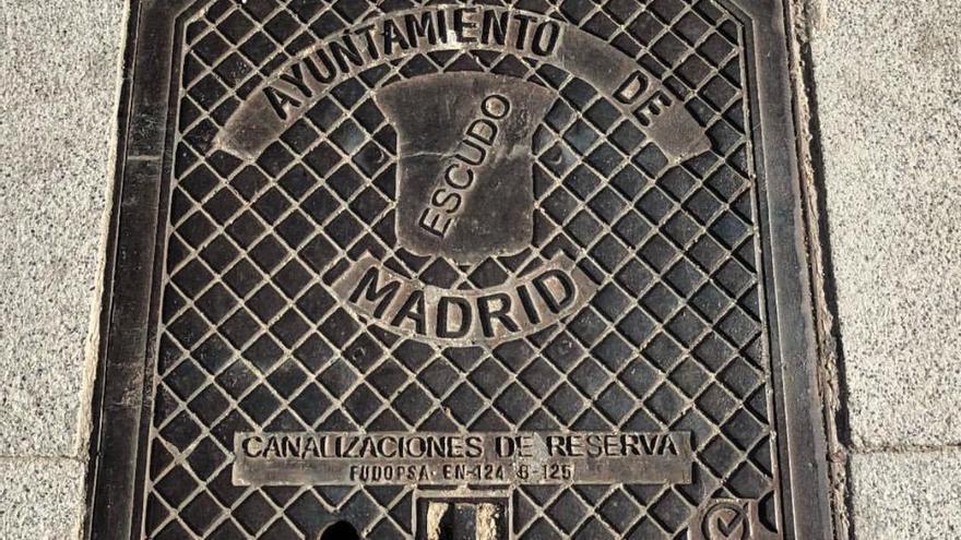 Ayuntamiento de (escudo) Madrid