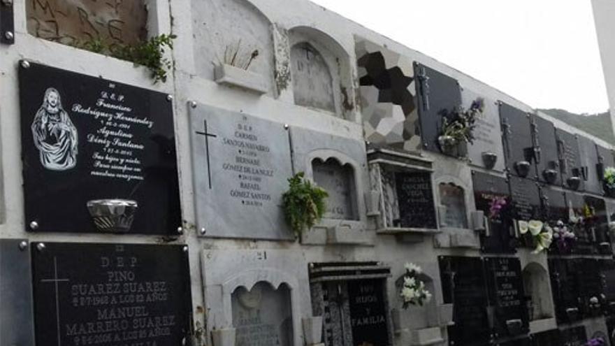 Cementerio de San Mateo. (CA)