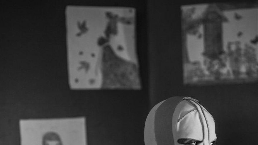 'Manal, War Portraits' | Alessio Mamo