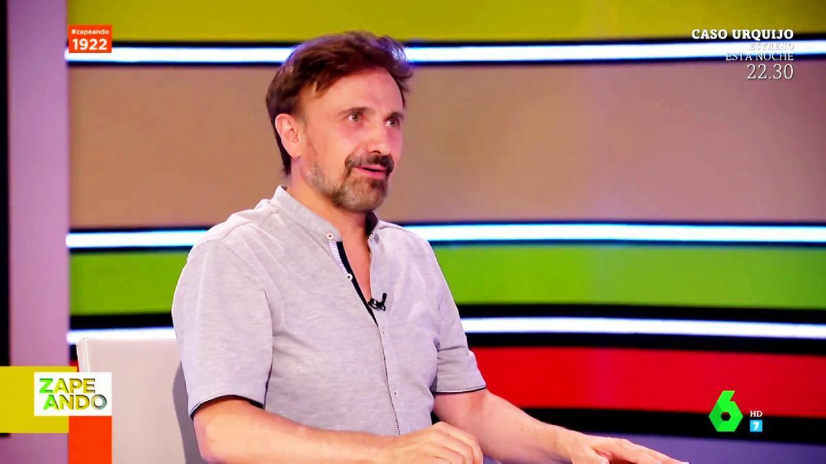 José Mota, entrevistado en 'Zapeando'