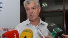 El secretario insular del PSOE herreño, Alpidio Armas