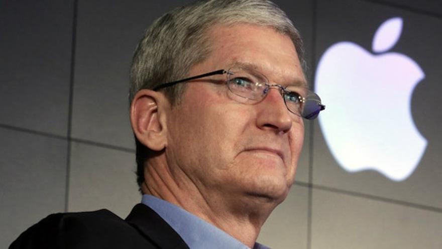 Tim Cook es el actual director ejecutivo de Apple