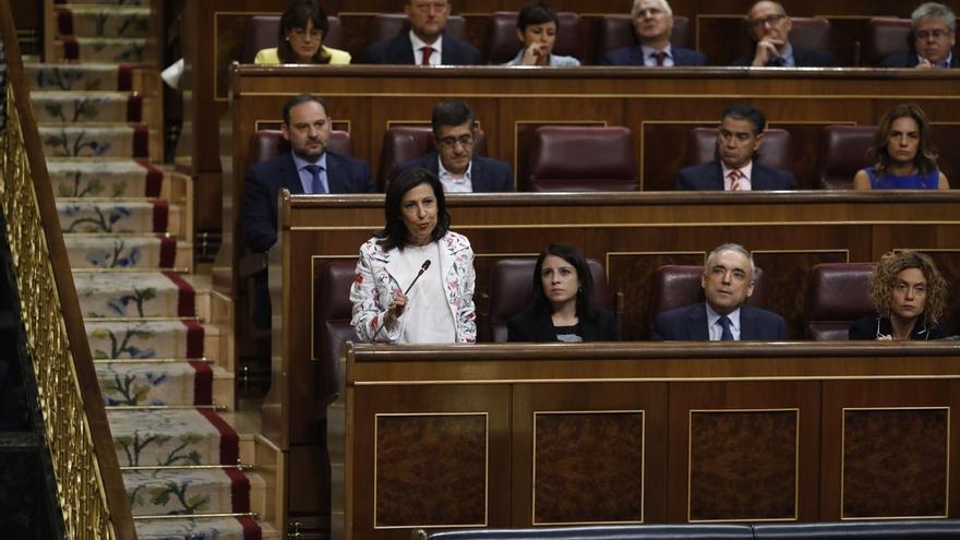 """El PSOE reafirma ante Rajoy su apoyo al Gobierno contra el referéndum: No necesitamos resoluciones """"oportunistas"""""""