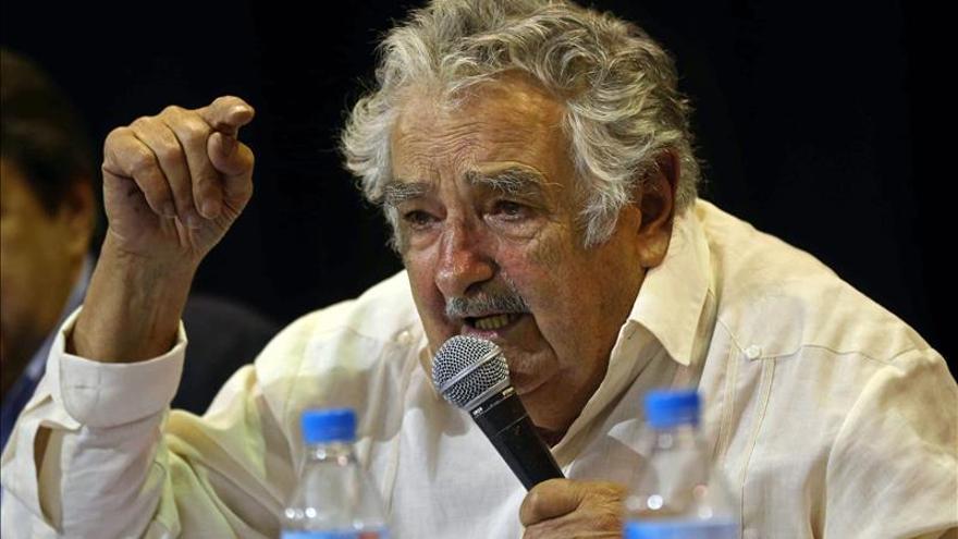 """Mujica exige actitud """"ética y moral"""" a la política y pide combatir pesimismo"""