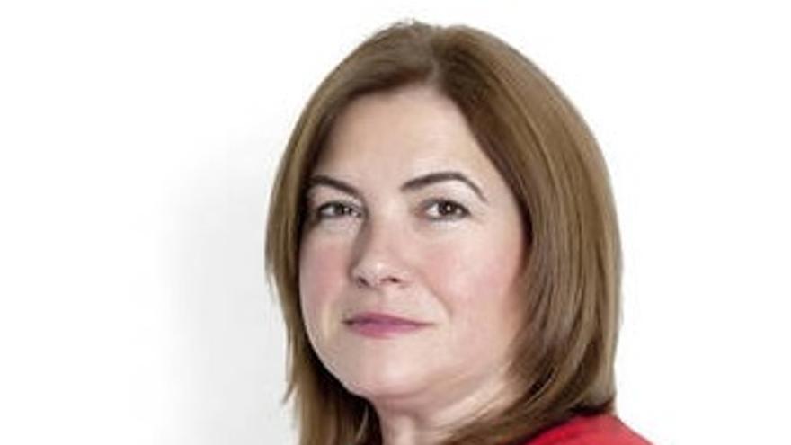 Concha Vinader será la próxima alcaldesa de Caudete si sale adelante la moción de censura. FOTO: PSOE