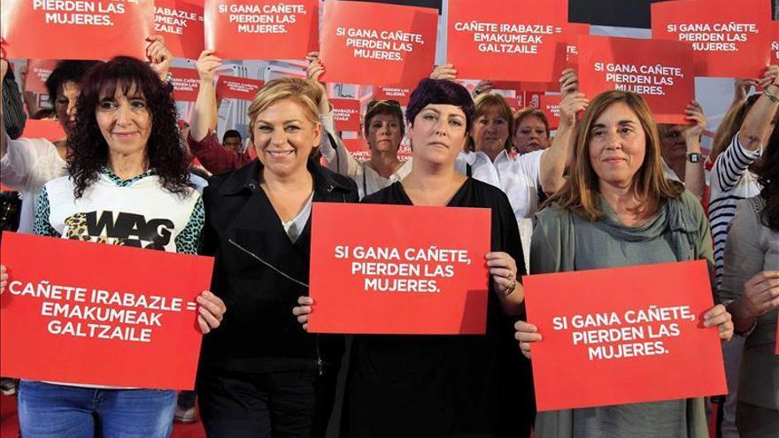 Valenciano asegura que el PSOE de las grandes ocasiones sacará a España de la crisis