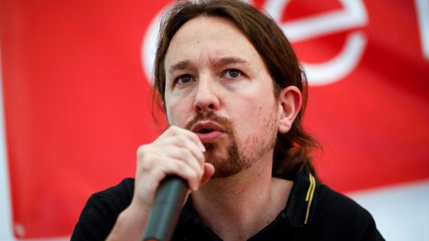 Iglesias dice que solo un Unidas Podemos fuerte evitará una coalición PSOE-PP