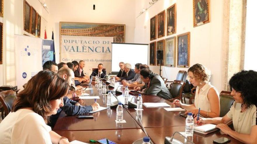 La iniciativa se tramita a través del departamento de Gestión de Talento de la Diputació de València