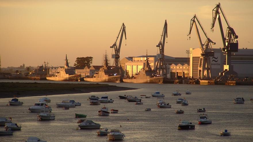 Navantia confirma que Arabia Saudí ha firmado el contrato para la construcción de cinco corbetas