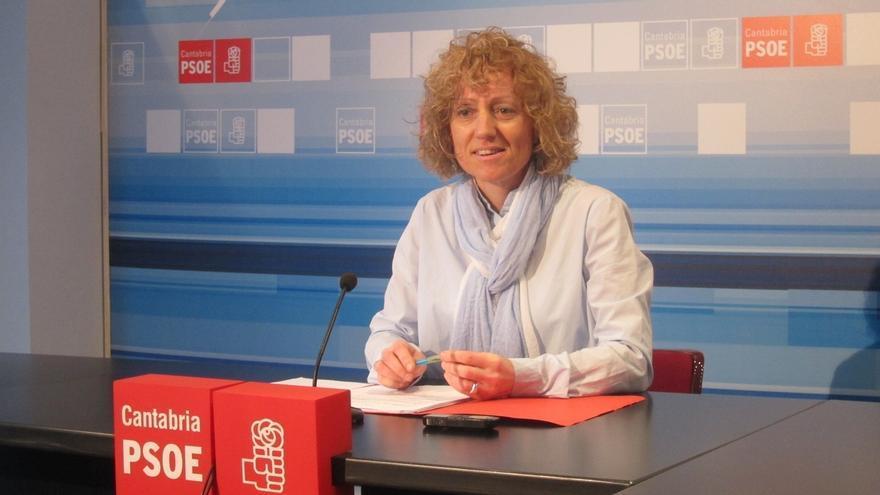 """La secretaria general del PSOE cántabro cree """"acertada"""" la decisión de Pedro Sánchez"""