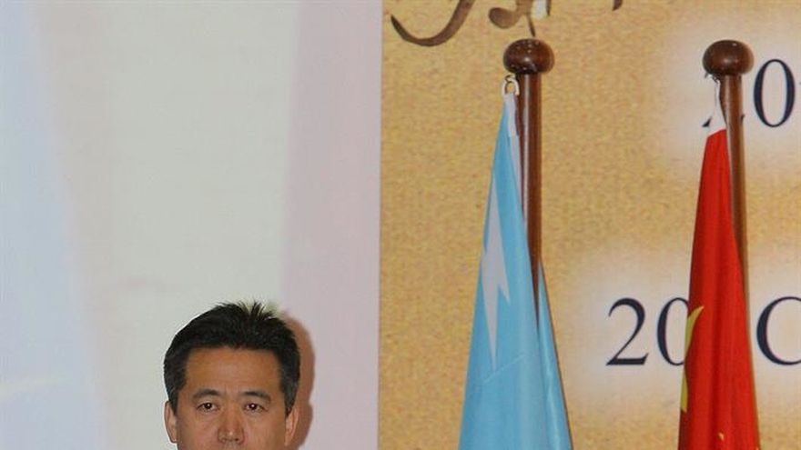 El chino Meng Hongwei, elegido presidente de Interpol