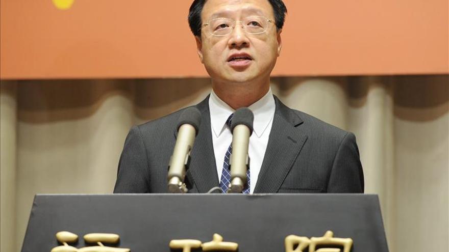 El primer ministro taiwanés dimite tras su rotunda derrota en las elecciones locales