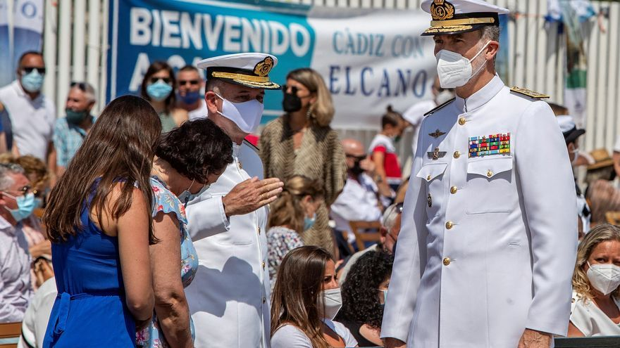 Felipe VI cenó por sorpresa en una bodega de Arahal (Sevilla)