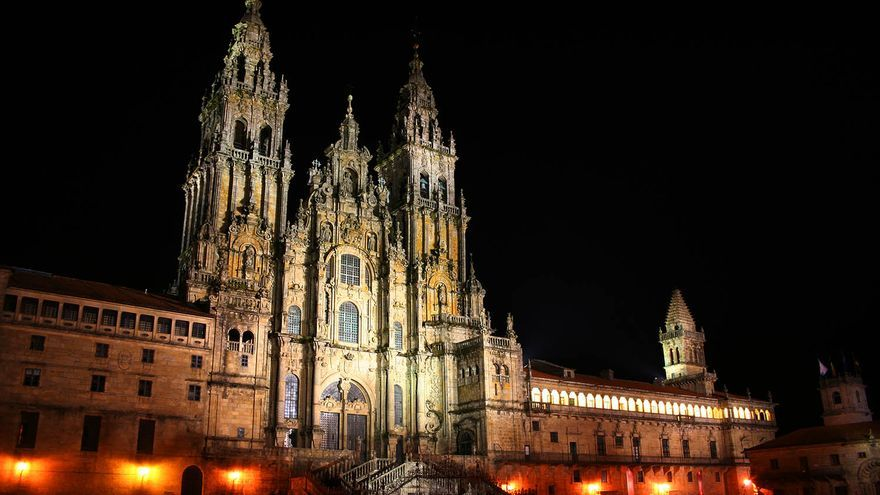 Postales de santiago de compostela un fin de semana en la capital gallega - Santiago de compostela arquitectura ...