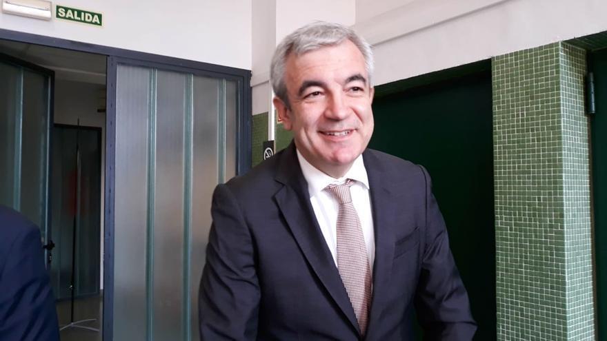 """Garicano espera el apoyo de los militantes de Cs en primarias y se ve con """"mucha ilusión"""" de ir al Parlamento Europeo"""