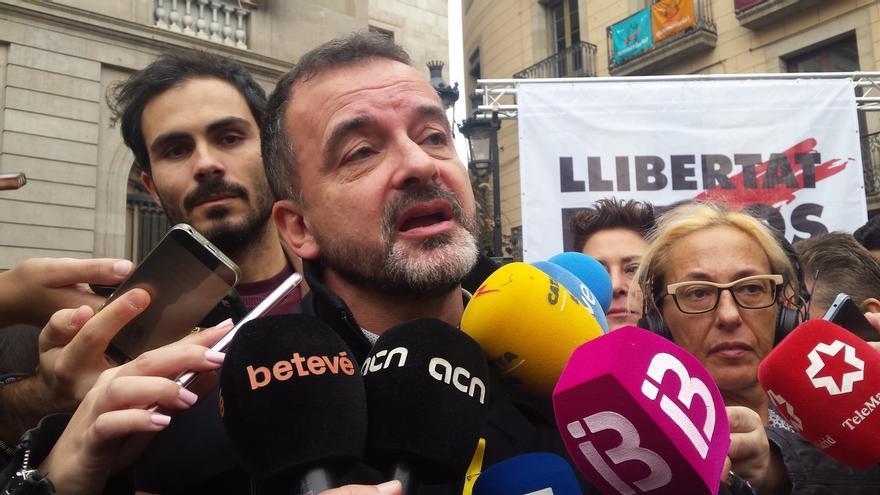 """Bosch dice que PDeCAT, ERC y la CUP explicarán su """"unidad de acción"""" para la campaña"""